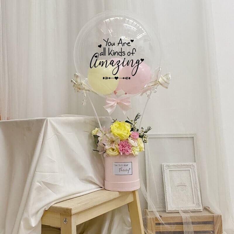 25 Oct - Daily Hot Air Balloon
