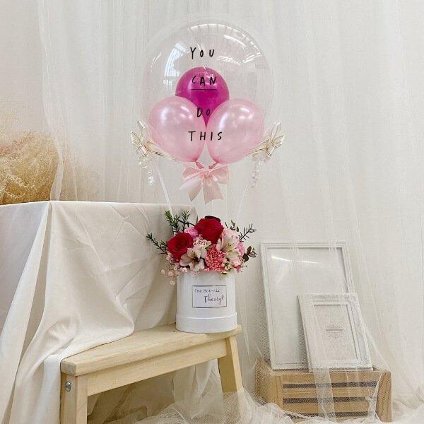 19 April - Daily Hot Air Balloon