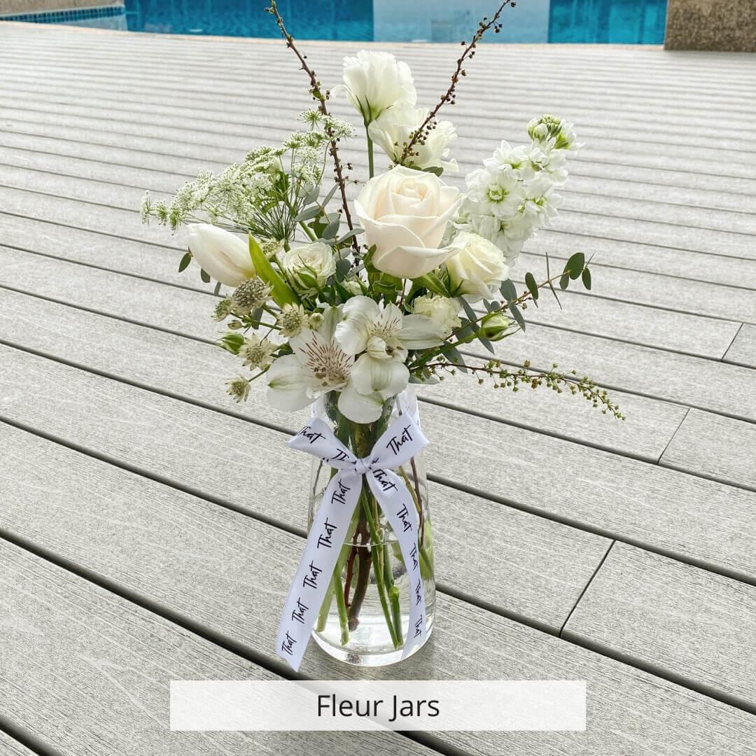 Featured Fleur Jars