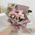 Iris Flower Bouquet