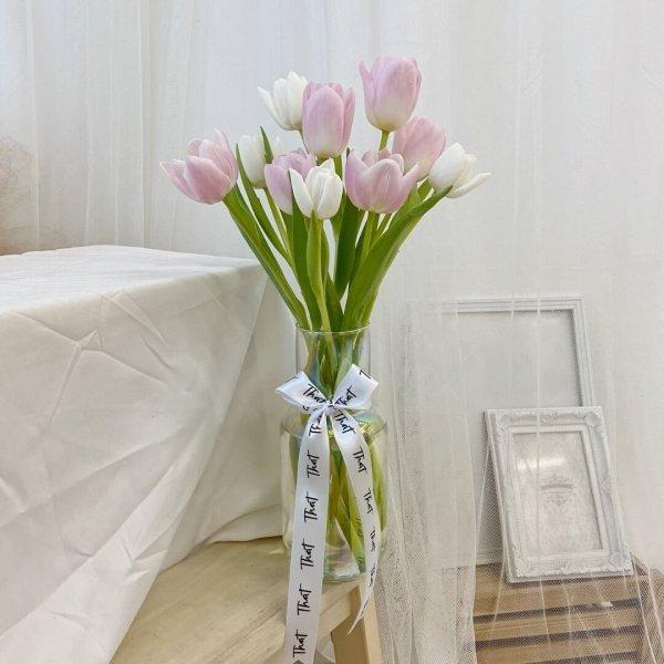 Tulip Fleur Jar