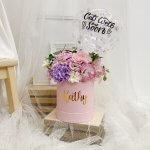 Ronde Iris Bloom Box