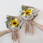 Rise & Shine Flower Bouquet