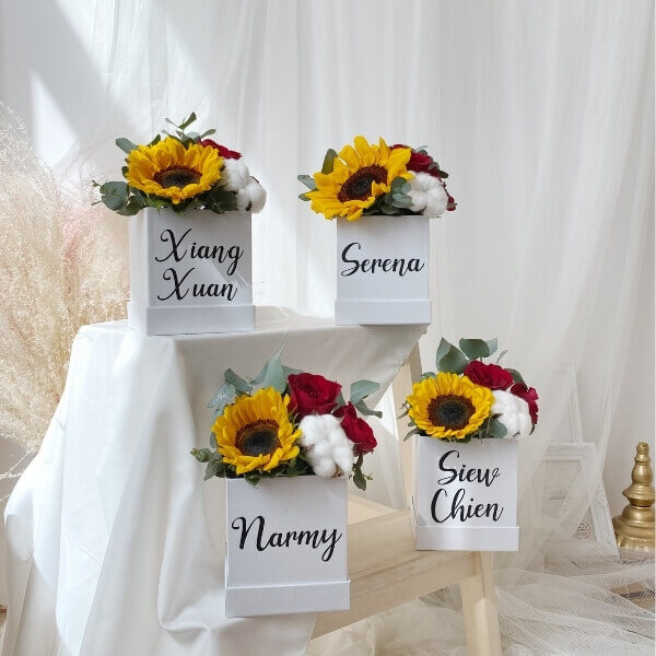 Sunny Sunflower Bloom Box