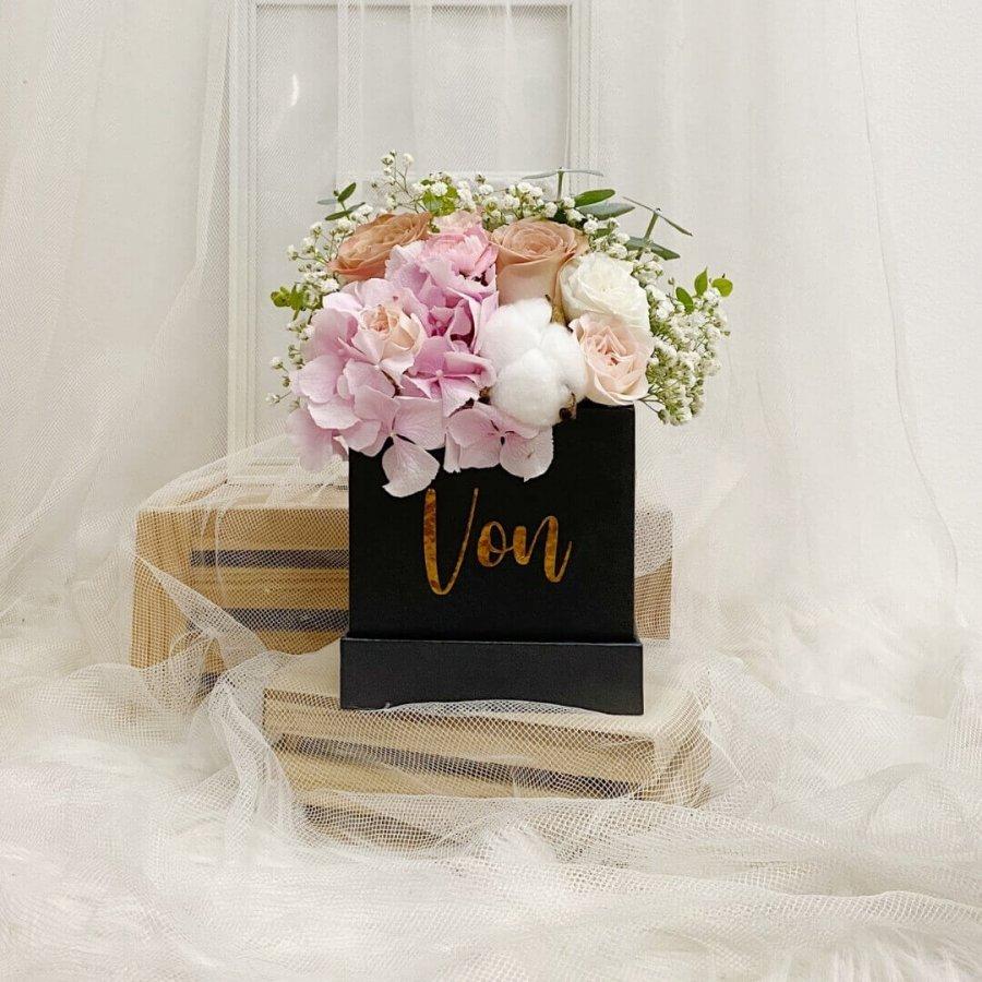 Rosewood Bloom Box