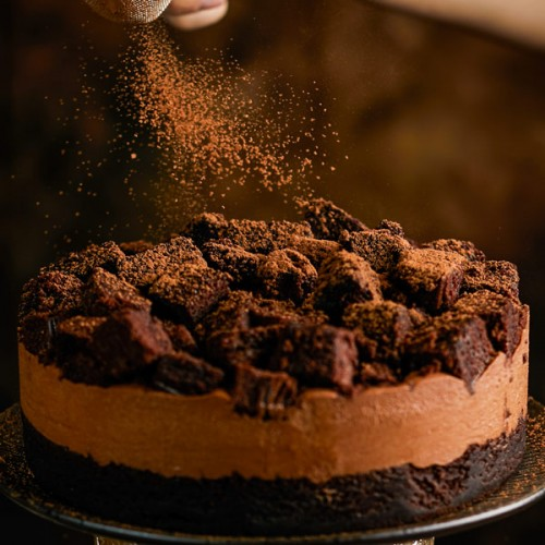 Naughty and Nice Devil's Chocolate